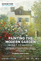 Painting The Modern Garden: Monet To Matisse -click for show times