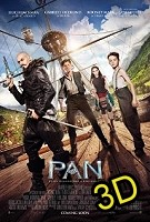Pan ( In 3D ) (cc/ds) -click for show times