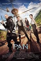Pan (cc/ds) -click for show times
