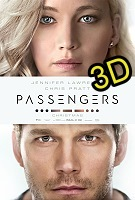 Passengers (IN 3D) (cc/ds) -click for show times