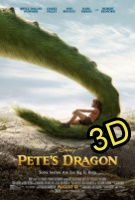 Pete's Dragon (2016) (IN 3D) -click for show times