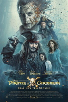 Pirates Of The Caribbean: Dead Men Tell No Tales (cc/ds) -click for show times
