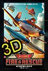 Planes: Fire & Rescue (In 3D) (cc) -click for show times