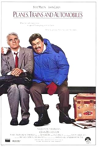 Planes, Trains And Automobiles (1987) -click for show times