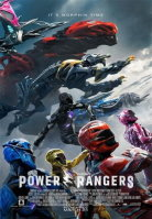 Power Rangers (2017) -click for show times