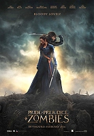 Pride And Prejudice And Zombies (2016) (cc/ds) -click for show times