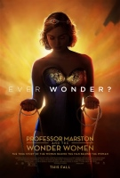 Professor Marston & The Wonder Women -click for show times