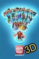 Ralph Breaks The Internet (IN 3D) (cc/dvs) -click for show times