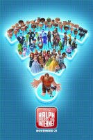 Ralph Breaks The Internet (cc/dvs) -click for show times