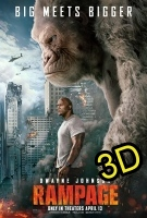 Rampage (2018) (IN 3D) -click for show times