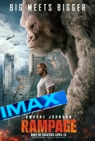 Rampage (2018) (IMAX EXPERIENCE) -click for show times