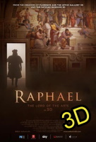 Raphael The Lord Of The Arts (IN 3D) -click for show times