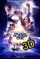 Ready Player One (2018) (IN 3D) (cc/dvs)