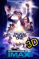 Ready Player One (2018) (IMAX EXPERIENCE IN 3D) (cc/dvs)