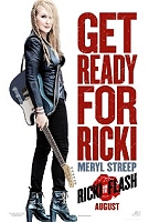 Ricki And The Flash -click for show times