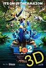 Rio 2 (In 3D) (cc) -click for show times