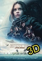 Rogue One: A Star Wars Story (IN 3D) -click for show times