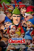 Sherlock Gnomes -click for show times