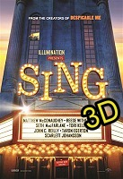 Sing (2016) (IN 3D) -click for show times