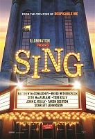 Sing (2016) -click for show times