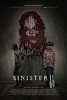 Sinister 2 -click for show times