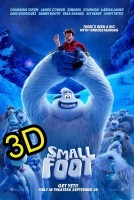Smallfoot (IN 3D) (cc/dvs) -click for show times