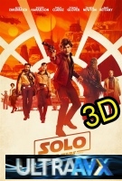 Solo: A Star Wars Story (ULTRAAVX 3D) -click for show times