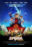 Spark: A Space Tail -click for show times