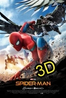 Spider-man: Homecoming (IN 3D) (cc/dvs) -click for show times