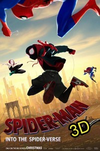 Spider-Man: Into The Spider-verse (IN 3D) -click for show times