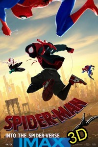 Spider-man: Into The Spider-verse (IMAX EXPERIENCE IN 3D) (cc/dvs) -click for show times