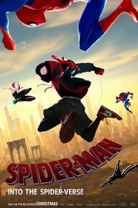 Spider-man: Into The Spider-verse (cc/dvs) -click for show times