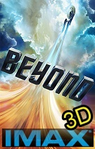 Star Trek Beyond (IMAX EXPERIENCE IN 3D) -click for show times