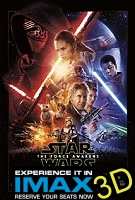 Star Wars: The Force Awakens (IMAX EXPERIENCE IN 3D) -click for show times