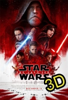 Star Wars: The Last Jedi (IN 3D) (cc/dvs) -click for show times
