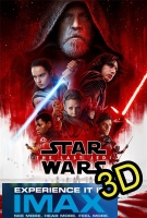 Star Wars: The Last Jedi (IMAX EXPERIENCE IN 3D) (cc/dvs) -click for show times