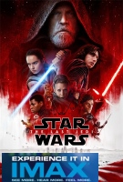 Star Wars: The Last Jedi (IMAX EXPERIENCE) (cc/dvs) -click for show times