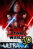 Star Wars: The Last Jedi (ULTRAAVX 3D) -click for show times