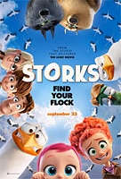 Storks (2016) (cc/ds) -click for show times