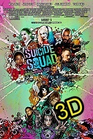 Suicide Squad (2016) (IN 3D) -click for show times