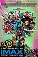 Suicide Squad (2016) (IMAX EXPERIENCE IN 3D) -click for show times