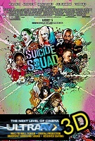 Suicide Squad (2016) (ULTRAAVX IN 3D) -click for show times