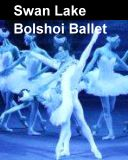 The Bolshoi Ballet: Swan Lake -click for show times