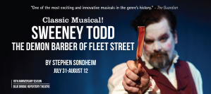 Sweeney Todd: The Demon Barber Of Fleet Street (stage) Official Site