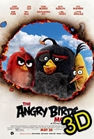 The Angry Birds Movie (IN 3D) -click for show times