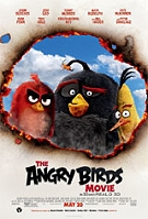 The Angry Birds Movie (cc/ds) -click for show times