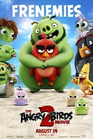The Angry Birds Movie 2 (IN 3D) (cc)