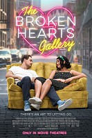 The Broken Hearts Gallery [2020] -click for show times