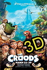 The Croods ( In 3D ) -click for show times