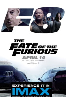 The Fate Of The Furious (IMAX EXPERIENCE) (cc/ds) -click for show times